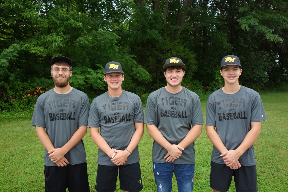 Baseball All-State Selections