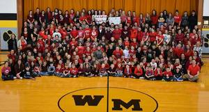 WMR1 School Supporting Bowling Green