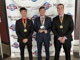 State FBLA Team Advances to Nationals