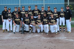 Baseball District Champions