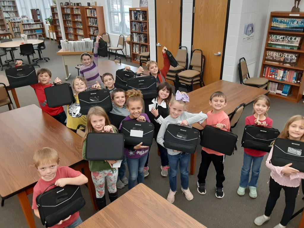2nd grade gets Chromebooks!