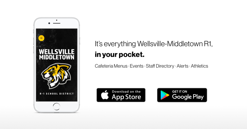 Wellsville-Middletown School App Graphic